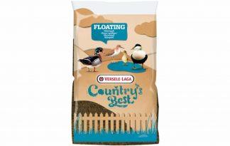 De Versele Lage Country's Best Floating Micro startkorrel is 100% geëxtrudeerd drijvend voeder voor kuikens van eenden en ganzen. Je mag de startkorrel geven vanaf de eerste dag tot circa 12 weken. Daarnaast ook geschikt om kleine steltlopers van alle leeftijden te voederen.