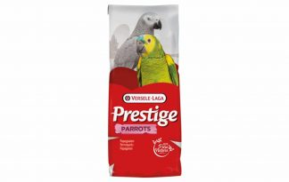 Kiemzaad voor papegaaien is samengesteld met zaden speciaal geselecteerd voor hun sterke kiemkracht. De mengeling zit boordevol vitaminen, mineralen, eiwitten en ook sporenelementen en is daardoor geschikt voor papegaaien.