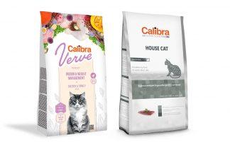 Calibra kattenvoeding