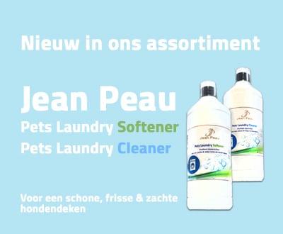 Jean Peau Pets Laundry actieblok