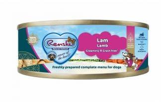 Renske lam vers gestoomd graanvrij blik 95 gram