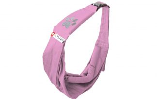 4LazyLegs Pet Carrier draagzak Pink