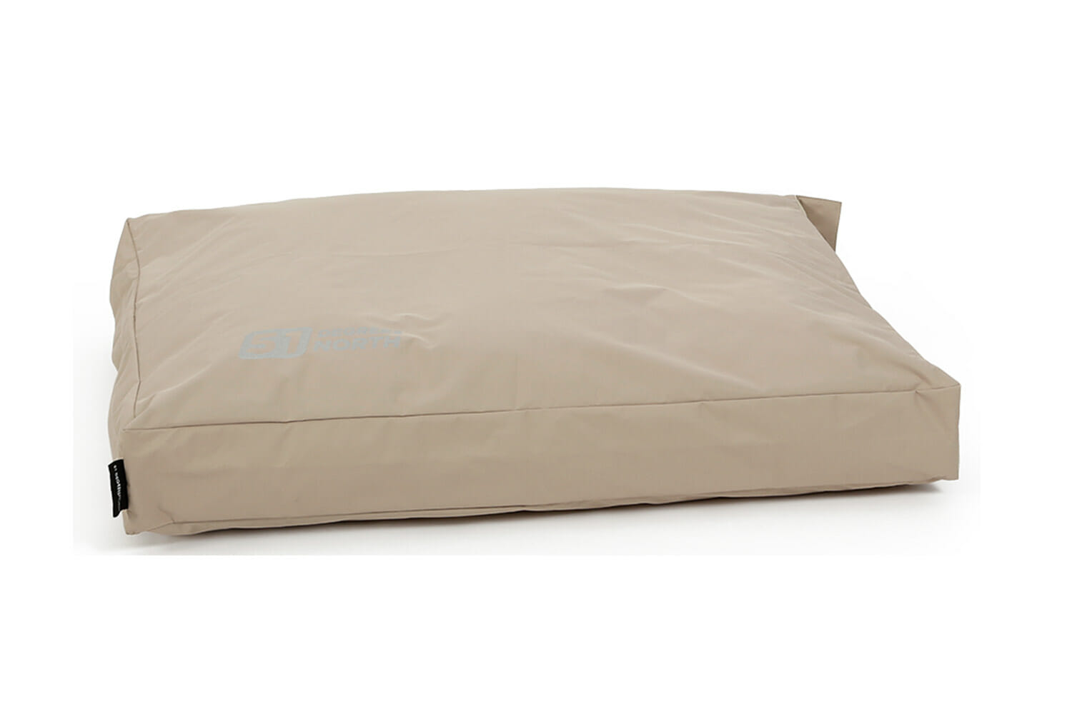 51DegreesNorth Storm Box Pillow Light sand