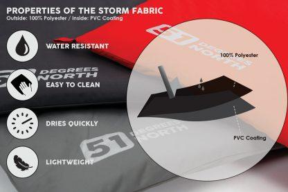 51DegreesNorth Storm waterafstotende stof