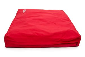 51DegreesNorth Storm Box Pillow hondenkussen - Fire Red