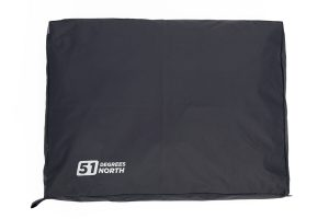 51DegreesNorth Storm Box Pillow hondenkussen - Imperial Grey