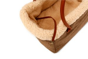 51DegreesNorth Herringbone travelbag