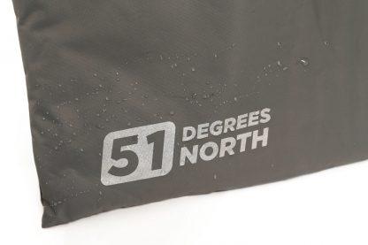 51DegreesNorth Storm Bench Cushionhondenkussen
