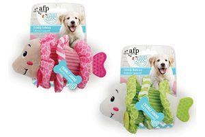 AFP Little Buddy Crinkly hondenknuffels