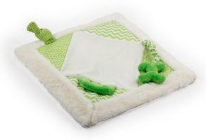 AFP Little Buddy Play Mat knuffeldeken - groen