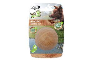 AFP Wild and Nature Maracas houten bal - Medium