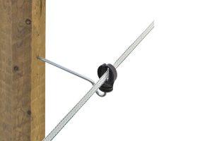 Lint isolator met lange steel