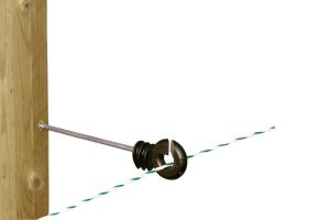 Ring isolator met lange steel recht