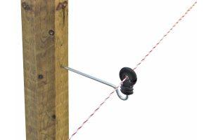 Ring isolator met lange steel