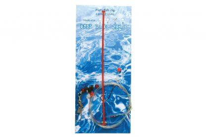 Albatros Deep Blue Flat-Fish Rig