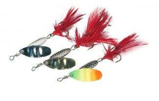 Albatros Trout Style Attractor Spinner