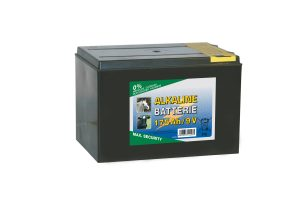 Alkaline batterij 9 V