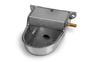 Aluminium drinkbak