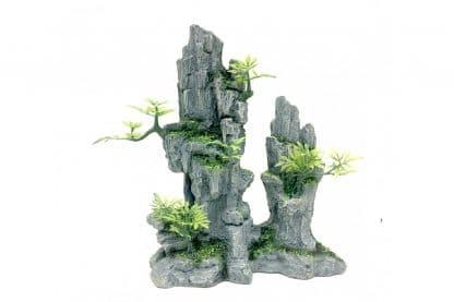 De EBI Aqua Della High Rock is een natuurgetrouw decoratie en is gemaakt van polyesterhars.