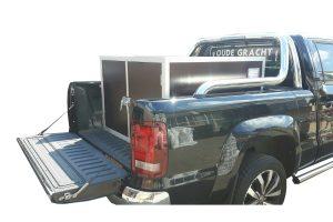 Autovervoersbox voor pick-up