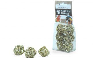 Back Zoo Nature gevlochten snack-speelballetjes