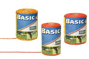 Basic Line afrasteringsdraad