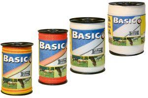 Basic Line afrasteringslint