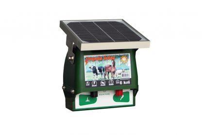Solar Impuls 6 km schrikdraadapparaat op batterij