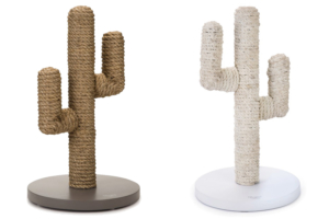 Beeztees Designed by Lotte houten krabpaal Cactus