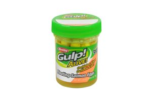 Berkley Gulp Alive Salmon Eggs Fluorescent