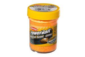 Berkley PowerBait Natural Scent crustacea oranje