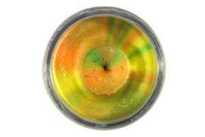 Berkley PowerBait Natural Scent fish pellet rainbow