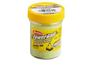 Berkley PowerBait Natural Scent garlic