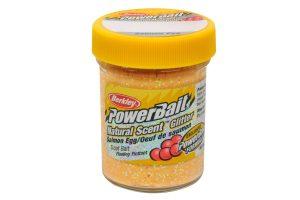Berkley PowerBait Natural Scent Salmon Egg Peach