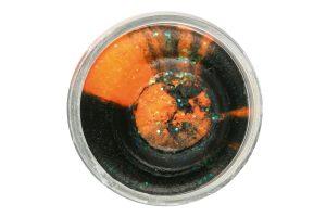 Berkley PowerBait Extra Scent zwart oranje