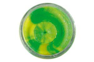 Berkley PowerBait Extra Scent groen-geel