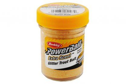Berkley PowerBait Extra Scent geel