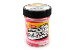 Berkley PowerBait Turbo Dough bubble-gum