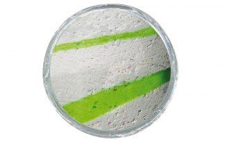 Berkley PowerBait Turbo Dough Glow chartreuse-wit