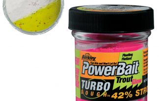 PowerBait Turbo Dough Glow