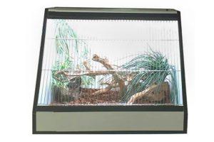 Betonplex Vogelvivarium 60 cm wit