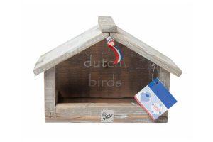 Birds Old Dutch muurvoederhuisje