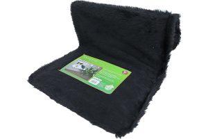 radiator kattenhangmat zwart