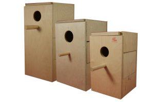 Broedblok voor kromsnavels