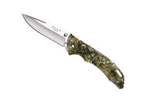 Buck Bantam BHW Mossy Oak Country-Camo vast mes