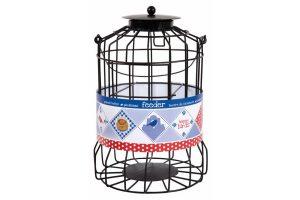 Buzzy Bird Gift Cage Feeder pindakaas pot
