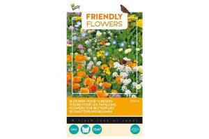 Buzzy bloemenmengsel voor vlinders