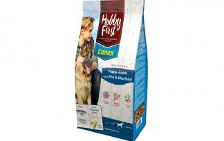 Hobby First Canex Puppy-Junior Fish&Rice Maxi