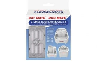 CatMate & DogMate 3-Stages vervangende filterpatronen