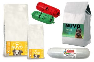 NUVO Premium hondenvoeding